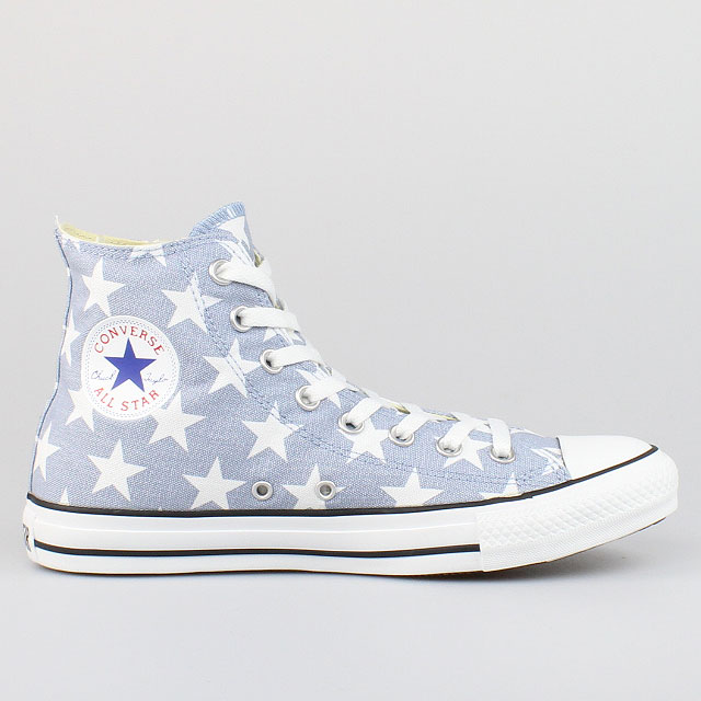 converse all star chucks hi mirage gray 136616c grau grey weiss sterne. Black Bedroom Furniture Sets. Home Design Ideas